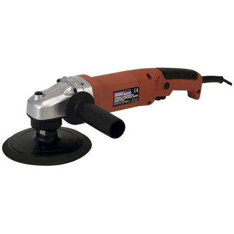 Sealey ER1700P Diameter 150mm Lightweight Polisher 800W