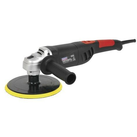 Sealey ER1700PD Polisher Digital 180mm 1100W/230V Lightweight
