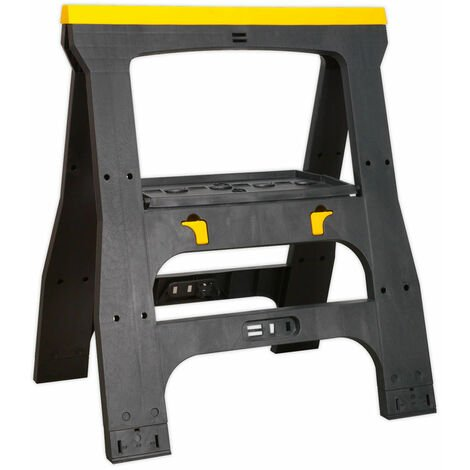 Sealey FDT4 Heavy-Duty Folding Composite Trestle