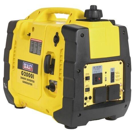 Sealey G2000I Generator Inverter 2000W 230V