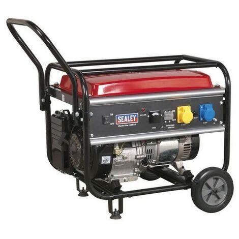 Sealey G3801 Generator 3800W 110/230V 9.2hp