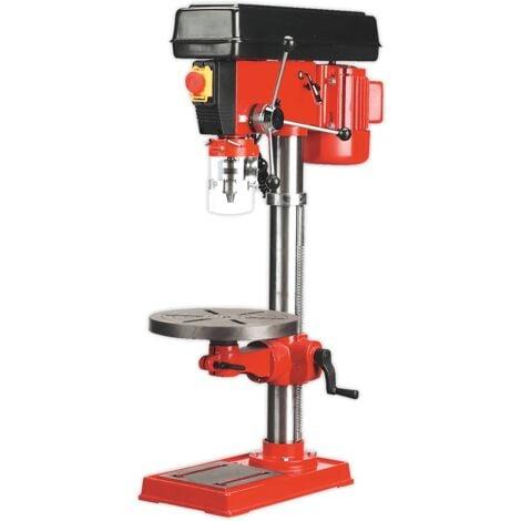 Sealey GDM120B Pillar Drill Bench 16-Speed 960mm Height 550W/230V