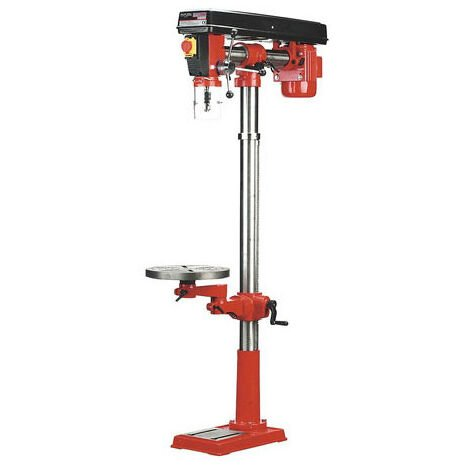 Sealey GDM1630FR 5-Speed Radial Floor Pillar Drill 1630mm Height 550W