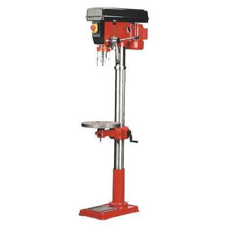 Sealey GDM200F 16-Speed Floor Pillar Drill 1630mm Ht 650W
