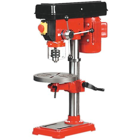 Sealey GDM50B Pillar Drill Bench 5-Speed 750mm Height 370W/230V