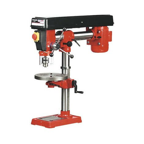 Sealey GDM790BR 5-Speed Radial Bench Pillar Drill 790mm Height 550W