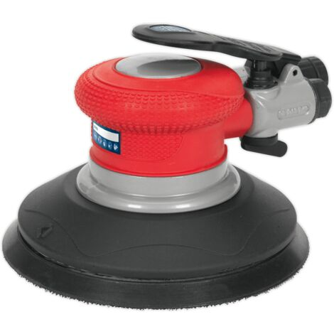 Sealey GSA04 Air Palm Random Orbital Sander 150mm