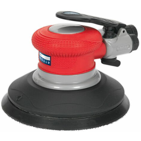 Sealey GSA04 Air Palm Random Orbital Sander Ø150mm