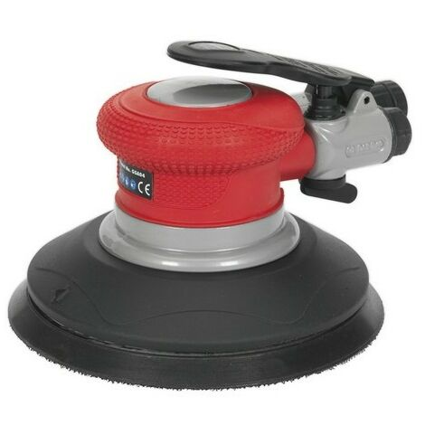 Sealey GSA04 Air Palm Random Orbital Sander 150mm Non-Vacuum