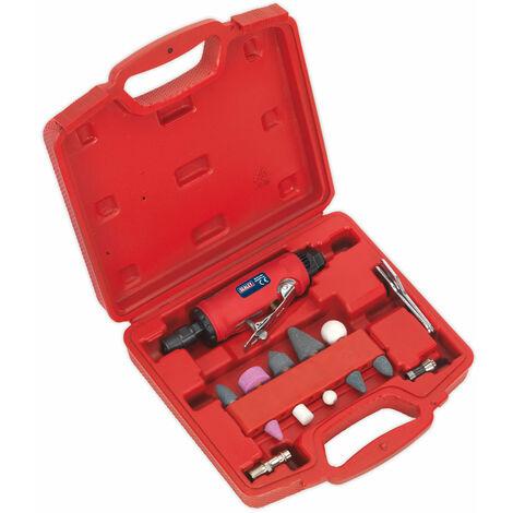Sealey GSA67 Generation Series Air Die Grinder Kit 15pc