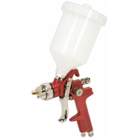 Sealey HVLP741 Hvlp Gravity Feed Spray Gun 1.4mm Set-up