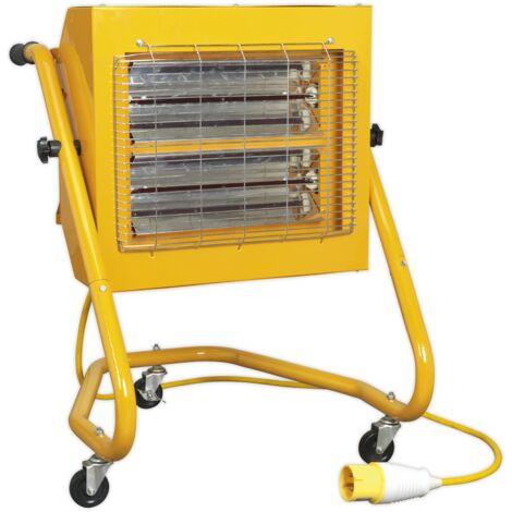 """main image of """"Sealey Infrared Heater 1.5/3kW 110V"""""""