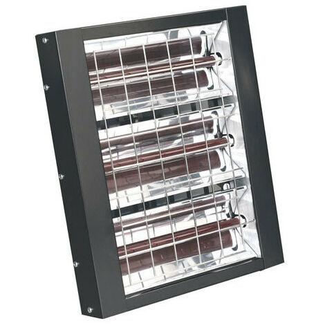 Sealey IWMH4500 4500W Infrared Quartz Heater - Wall Mounting 230V