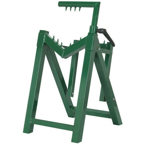 Sealey LC300ST Heavy-Duty Log Stand Diameter 230mm Capacity