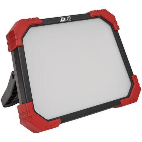 Sealey LED48230 Site Light with 2 x 13A Sockets 48W SMD LED 230V