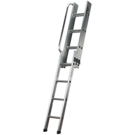 """main image of """"Sealey LFT03 Loft Ladder 3-Section to BS 14975:2006"""""""
