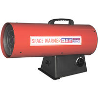 Sealey LP100 Space Heater Propane 28kW 97,000Btu/hr
