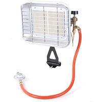 Sealey LP13 Space Warmer Propane Heater 10,250-15,354tu/hr