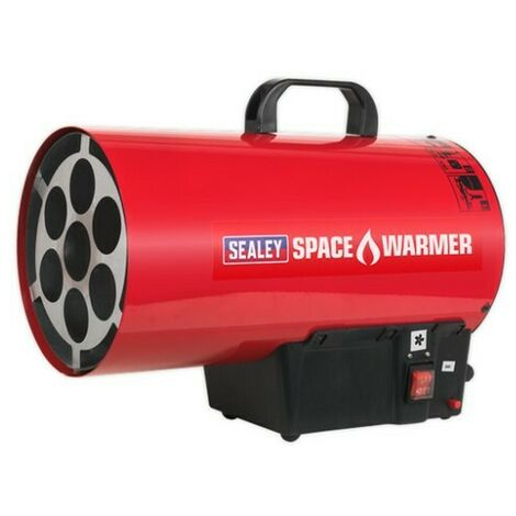 Sealey LP55 Space Warmer Propane Heater 54,500Btu/hr