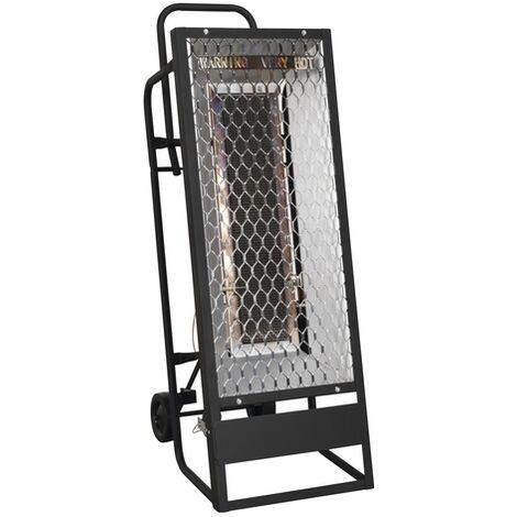 Sealey LPH35 Space Warmer Industrial Propane Heater 35000Btu/hr