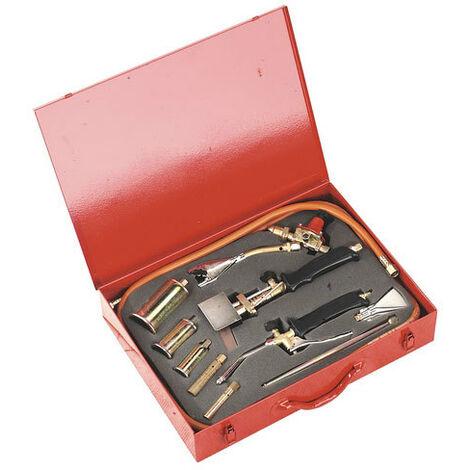 Sealey LPT14 14pc Propane Torch Kit