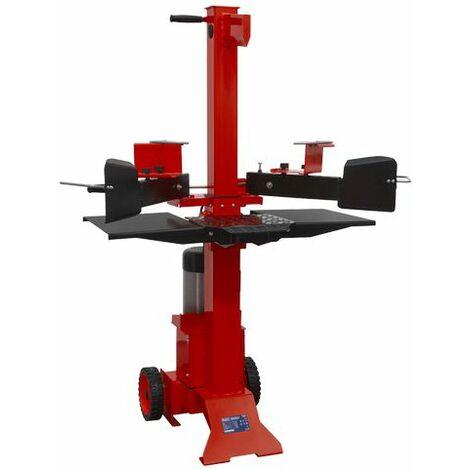 Sealey LS550V Log Splitter 6tonne 550mm Capacity Vertical Type