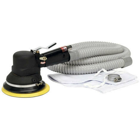 Sealey MAT150SC Diameter 150mm Self Contained Dust-Free Air Random Orbital Sander