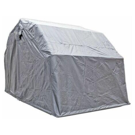 Sealey MCS02 Vehicle Storage Shelter Medium 3400 x 1800 x 1900mm