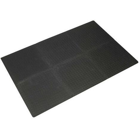 Sealey MIC1218 1200 x 1800mm Interlocking Comfort Workshop Mat Set
