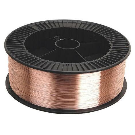 Sealey MIG/888808 Mild Steel Mig Wire 15kg 0.8mm A18 Grade