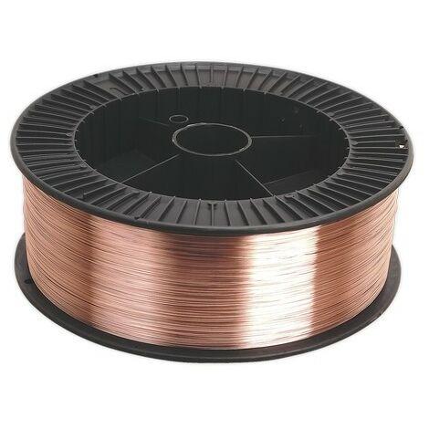 Sealey MIG/888816 MIG Wire Mild Steel 15kg 1.6mm A18 Grade