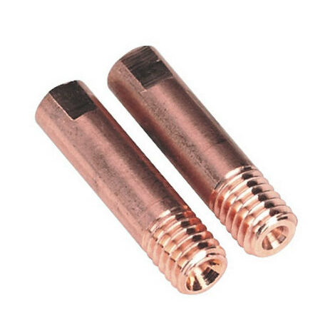 Sealey MIG912 Contact Tip 1.0mm TB15 Pack of 2