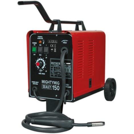 "main image of ""Sealey MIGHTYMIG150 Professional Gas/No-Gas MIG Welder 150Amp 230V"""