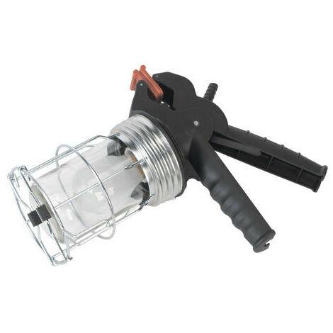 Sealey ML100G 60W/230V Lead Lamp with Gripper