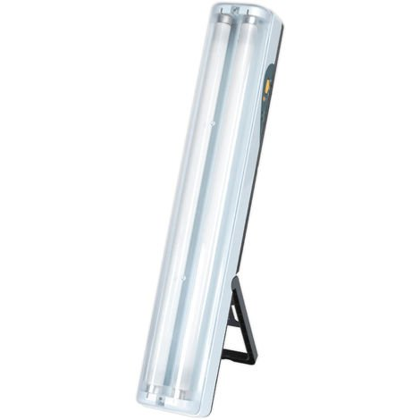 Sealey ML18/36 Rechargeable Fluorescent Floor Light 2 X 20w