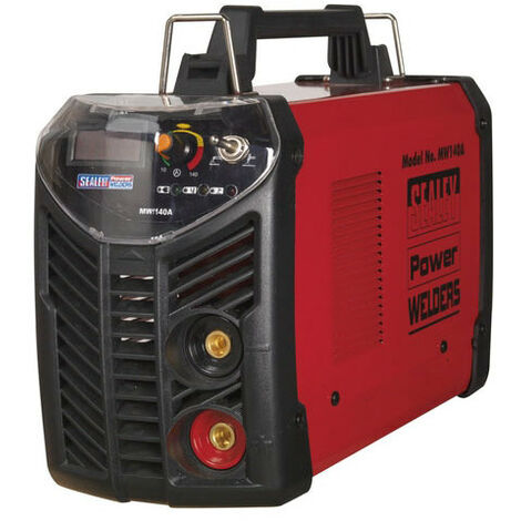 Sealey MW140A 140Amp Inverter with Accessory Kit