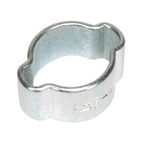 "main image of ""Sealey OCDE79 O-Clip Double Ear 7-9mm Pack of 25"""