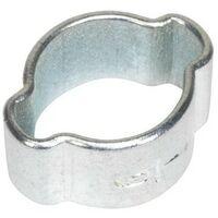 Sealey OCDE79 O-Clip Double Ear 7-9mm Pack of 25