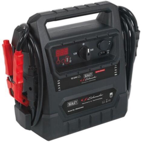 Sealey PBI4424GS Schumacher® RoadStart® Emergency Jump Starter 12/24V 4600 Peak Amps - DEKRA Approved