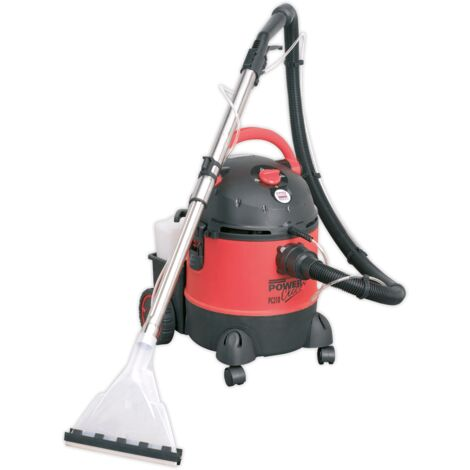 Sealey PC310 Valeting Machine Wet & Dry with Accessories 20L 1250W/230V