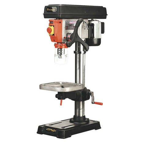 Sealey PDM155B 16-Speed Premier Bench Pillar Drill 1050mm Ht 550W