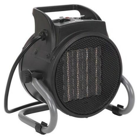 Sealey PEH2001 Industrial PTC Fan Heater 2000W/230V