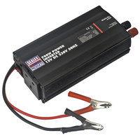 Sealey PI700 700W Power Inverter 12V DC - 230V 50Hz