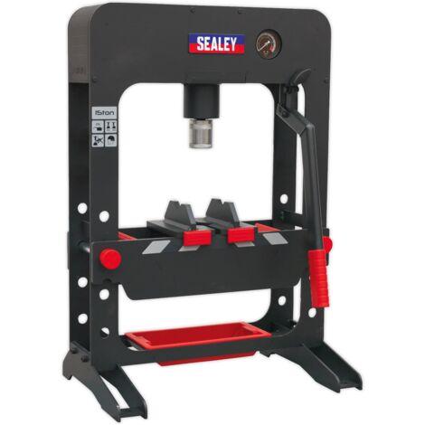 Sealey PPB15 Premier Hydraulic Press 15tonne Bench Type