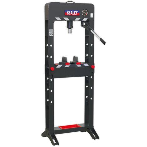 Sealey PPF20 Premier Hydraulic Press 20tonne Floor Type