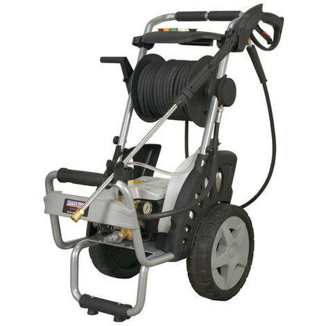 Sealey PW5000 150bar Pressure Washer with TSS & Nozzle Set 230V