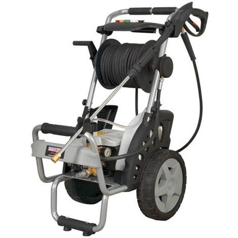 Sealey Professional Pressure Washer 150bar with TSS & Nozzle Set 230V - PW5000 - Pressure Washer