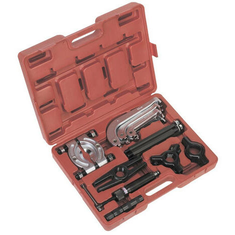 Sealey PS982 25pc Hydraulic Puller Set