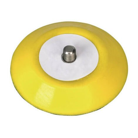 "Sealey PTC75VA Diameter 71mm 1/4""UNC Hook & Loop Backing Pad"