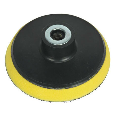 Sealey PTC75VM10 Diameter 71mm Hook & Loop Backing Pad M10 x 1.5mm